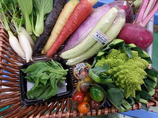 TSUKASAの野菜ボックス|業務用野菜のベジクル