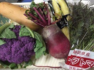 オススメ野菜1000円BOX
