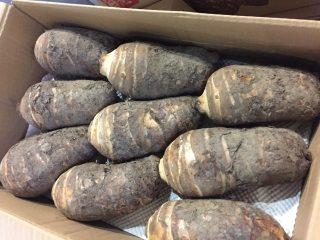 究極の海老芋