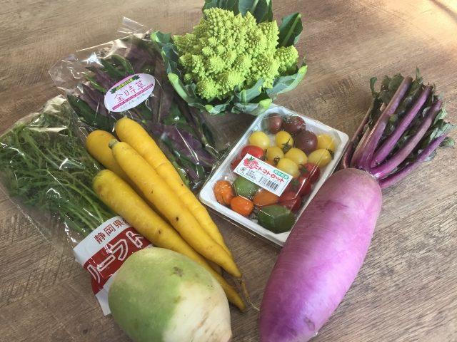 こだわり野菜ボックス
