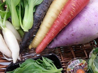 業務用野菜のベジクル