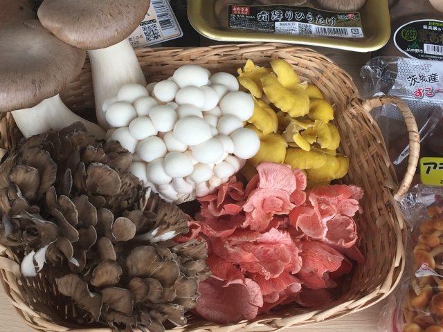 キノコの取り扱いカタログ|業務用野菜のTSUKASA