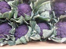 紫カリフラワー|業務用青果のTSUKASA