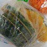 天ぷら用 南瓜